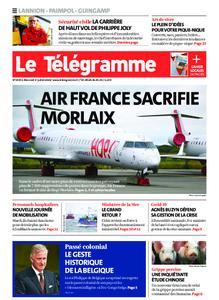 Le Télégramme Guingamp – 01 juillet 2020