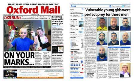 Oxford Mail – March 24, 2018