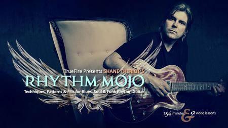 Truefire - Rhythm Mojo with Shane Theriot's [repost]