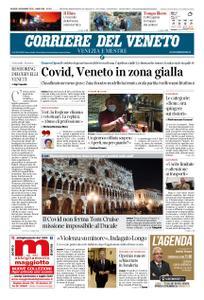 Corriere del Veneto Venezia e Mestre – 05 novembre 2020