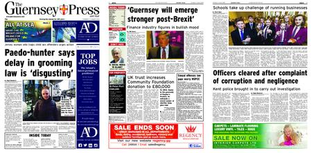 The Guernsey Press – 17 January 2019