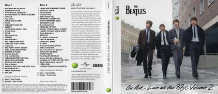 The Beatles - On Air: Live At The BBC Volume 2 (2013)