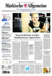 Neue Oranienburger Zeitung - 28. September 2017