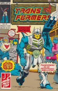 De Transformers - 26 - Roofvogel