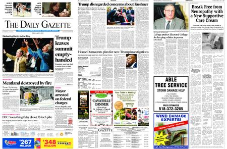 The Daily Gazette – March 01, 2019