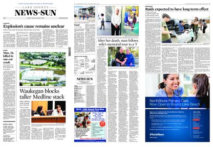 Lake County News-Sun – August 10, 2019