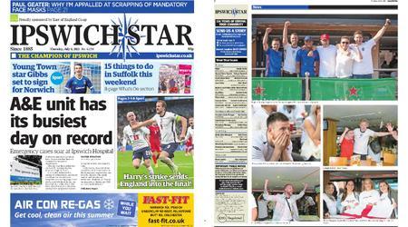 Ipswich Star – July 08, 2021