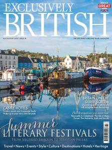 Exclusively British - July/August 2018