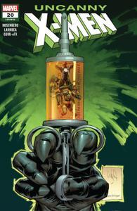 Uncanny X-Men 020 2019 Digital Zone