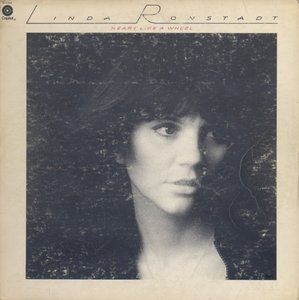 Linda Ronstadt ‎- Heart Like A Wheel (1974) US 1st Pressing - LP/FLAC In 24bit/96kHz