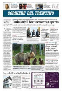 Corriere del Trentino - 13 Luglio 2018