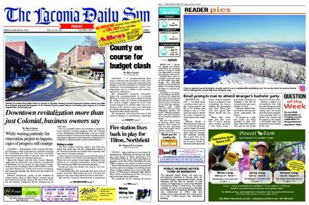 The Laconia Daily Sun – January 18, 2019