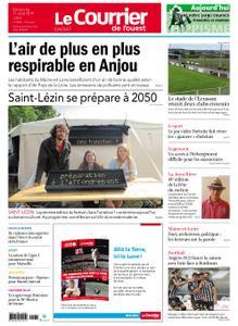Le Courrier de l'Ouest Cholet – 11 août 2019