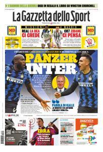 La Gazzetta dello Sport Bergamo - 16 Marzo 2021
