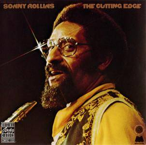 Sonny Rollins - The Cutting Edge (1974) {Milestone OJC 468 rel 1990}