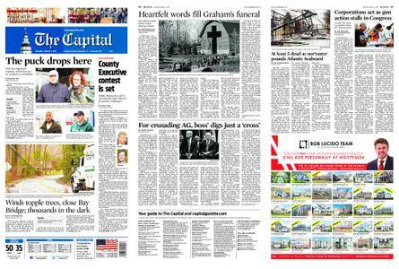 The Capital – March 03, 2018