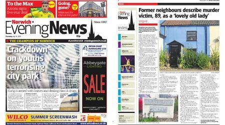 Norwich Evening News – July 18, 2019