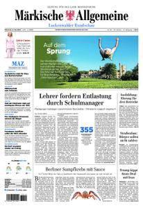Märkische Allgemeine Luckenwalder Rundschau - 09. Mai 2018