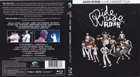 David Byrne - Ride, Rise, Roar (2010) [Blu-ray, 1080p]