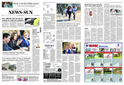 Lake County News-Sun – November 22, 2019