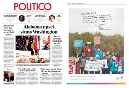 Politico – December 14, 2017