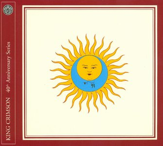 King Crimson - Larks' Tongues In Aspic (1973) [CD+DVD-A] {2012, 40th Anniversary Series}