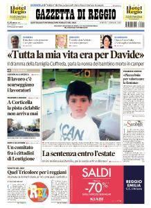 Gazzetta di Reggio - 5 Gennaio 2018