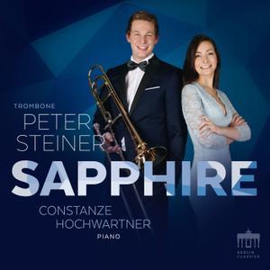 Steiner & Constanze Hochwartner - Sapphire Peter (2019) [Official Digital Download 24/88]