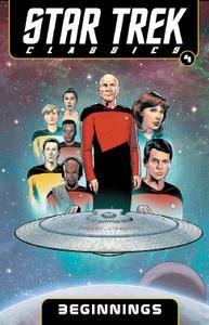 IDW-Star Trek Classics Vol 04 Beginnings 2013 Hybrid Comic eBook