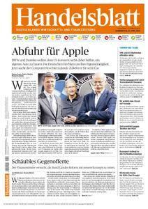 Handelsblatt - 21. April 2016