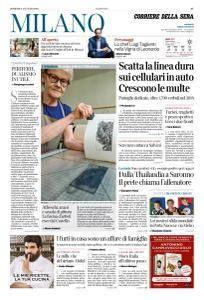 Corriere della Sera Milano - 15 Luglio 2018