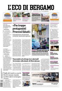 L'Eco di Bergamo - 27 Gennaio 2017