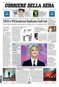 Corriere della Sera – 14 agosto 2019