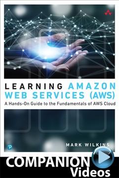 Learning Amazon Web Services (AWS) (Companion Videos)