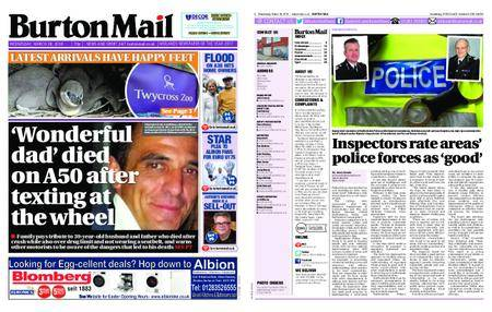 Burton Mail – March 28, 2018