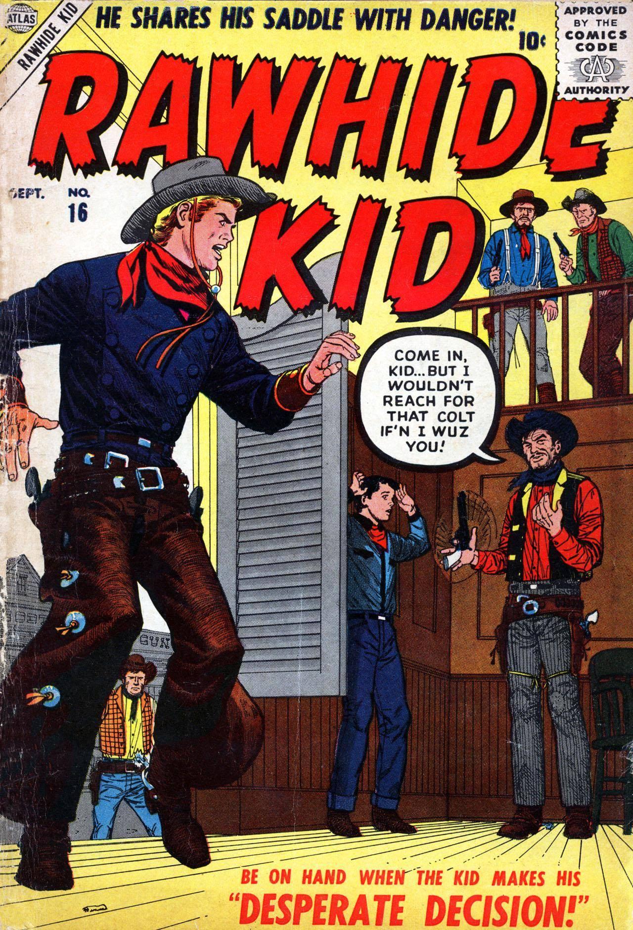 Rawhide Kid v1 016 1957