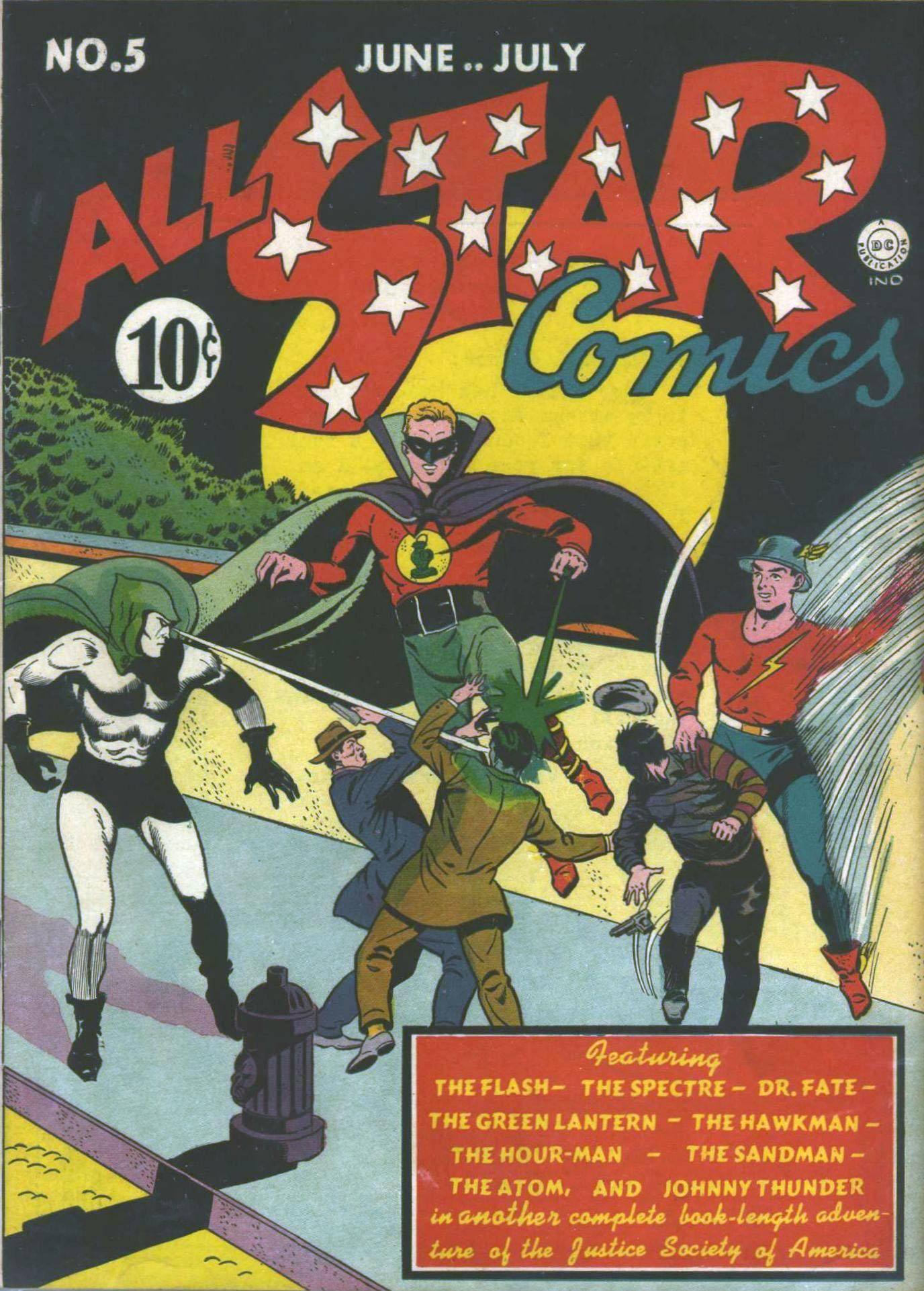 All-Star Comics 005 1941 OtherEric