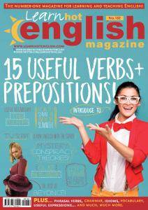 Learn Hot English - Issue 182 - July 2017