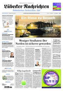 Lübecker Nachrichten Ostholstein Süd - 16. März 2018