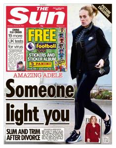 The Sun UK - 25 January 2020