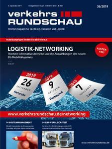 VerkehrsRundschau - 03. September 2019