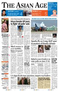 The Asian Age - June 25, 2019