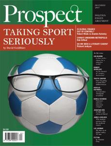 Prospect Magazine - December 2007