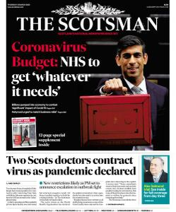 The Scotsman - 12 March 2020
