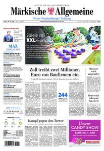 Neue Oranienburger Zeitung - 31. Mai 2019