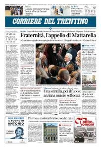 Corriere del Trentino – 26 gennaio 2020