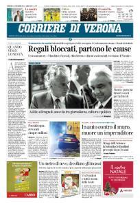 Corriere di Verona – 15 dicembre 2019