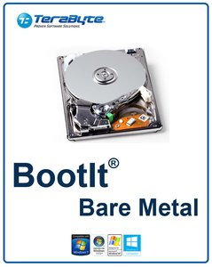 TeraByte Unlimited BootIt Bare Metal 1.40 Retail