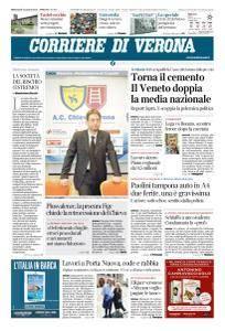 Corriere di Verona - 18 Luglio 2018