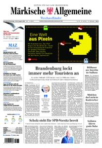 Märkische Allgemeine Westhavelländer - 17. August 2019